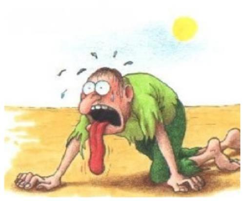 umidità calore