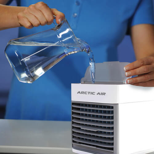 artic air cube acqua